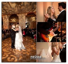 bride and groom. first dance. at Hotel Bethlehem. By Neusse Photography LLC.