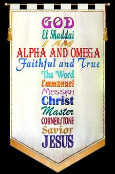 My Beginning; my End; my Everything in Between--JESUS!