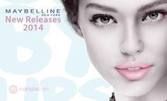 Maybelline – Νέες κυκλοφορίες 2014