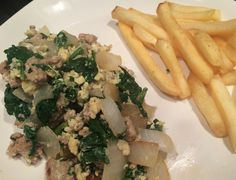 Mystery Lovers' Kitchen: Joe's Special #recipe with a twist by @DarylWoodGerber
