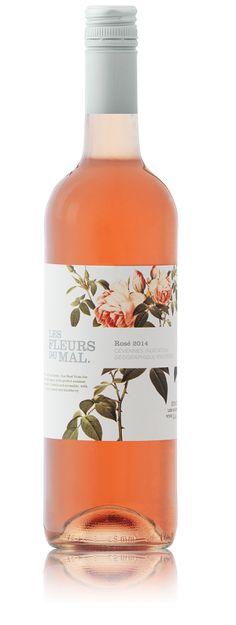Image result for la fleur du mal wine