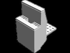 Lego iPhone 5 Dock Instructions - The Daily Brick