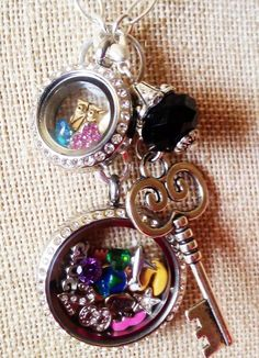 Layers and Layers of Lockets!