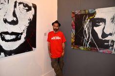 Ted Nomad a terminé son périple intra-muros avec ses modèles au musée.