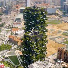 Biomimicry Architecture, Green Architecture, Architecture Design, Building Architecture, Sustainable City, Sustainable Architecture, Sustainable Design, Cabin Interiors, Social Housing