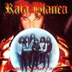 El 24 de abril de 1990 se lanza album de la banda Rata Blanca llamado ''Magos, espadas y rosas''.  Es el segundo álbum de estudio de la banda argentina de heavy metal Rata Blanca, publicado en 1990 por Polydor. Este trabajo alcanzó en menos de ocho meses el Disco de Oro, y en menos de dos años el Doble Disco de Platino, siendo el álbum más vendido del Heavy metal argentino. Este es el primer disco grabado con el vocalista Adrián Barilari. Se encuentra considerado como uno de los mejores…