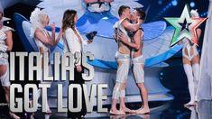 Les Farfadais: la proposta di matrimonio è in diretta | Italia's Got Tal...