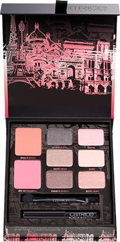 In October and November 2012 Catrice will give us new limited edition called Big City Life. Last year there was limited edition with same . Beauty Care, Beauty Makeup, Eye Makeup, Beauty Hacks, Hair Beauty, Beauty Tips, Beauty Products, Eye Products, Beauty Stuff