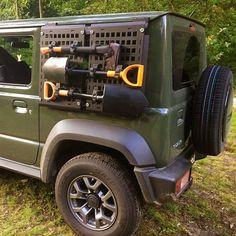 Suzuki Jimny Off Road, New Suzuki Jimny, Suzuki Vitara 4x4, Suzuki Jimny Interior, Jimny Sierra, Land Rover Series 3, Off Road Camper, Expedition Vehicle, Jeep 4x4