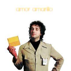 Amor amarillo Soda Stereo, Perfect Love, My Love, Rock Argentino, Web Magazine, Film Music Books, Best Web, Rock N Roll, Singer