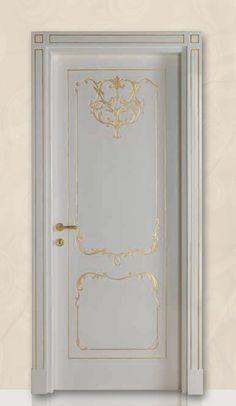 Villa Torrigiani | Emozioni | Classic door | New Design Porte