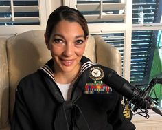 U.S. Navy Air Traffic Controller 1st Class Jaime Britt is one of those recruiters sharpening her social media marketing skills by helping Sailors and Future Sailors through live social media videos and podcasts.