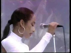"""Sade """" Is It A Crime """"? original video from 1985 Live Aid concert.what a voice and she is soooo beautiful! Soul Music, Music Love, Sade Adu, Live Aid, Rock Videos, Celtic Music, Women In Music, Musica, Raffaello"""