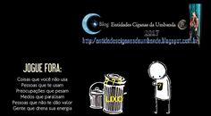 Entidades Ciganas da Umbanda (Clique Aqui) para entrar.: JOGUE FORA