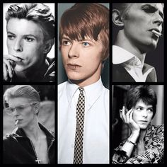 Bowie. Addictive like a cigarette.