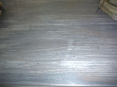 Creating a Driftwood Finish with Paint