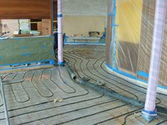 Like: Radiant Floor Heating Embedded In Concrete To Keep Kitchen Floor Warm  Site Modern Concrete