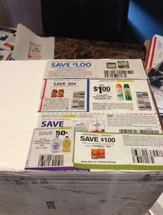 #coupon organization file box