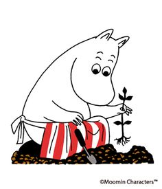 Moominmamma ❤️☺️ Finland Trip, Tove Jansson, Moomin Valley, Illustrations And Posters, Moomin Tattoo, A Comics, Cartoon Images, All Art, Printable Art