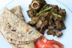 Sindhi Seyal Gosht is a spiced lamb curry cooked with cardamom, chilli and caraway seeds. The Sindhi dish is revered around India and is a delicious meal.