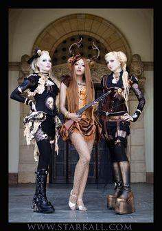 Die Gilde aus Drei! von Starkall Rahr