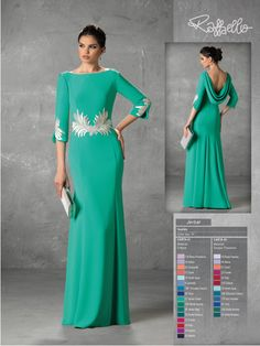 Mother Of Bride Outfits, Mothers Dresses, Elegant Dresses, Beautiful Dresses, Nice Dresses, Long Sleeve Evening Dresses, Evening Outfits, Wedding Dress For Short Women, Party Dress Outfits