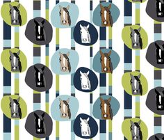 equestrian fabric, wallpaper, gift wrap, and decals - Spoonflower Horse Wallpaper, Fabric Wallpaper, Horse Fabric, Horse Party, Horse Pattern, Horse Photography, Repeating Patterns, Custom Fabric, Spoonflower