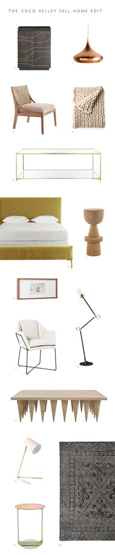 Top 40 Fall Favorites Home Roundup from coco kelley