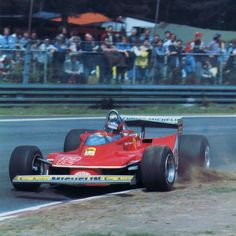 Ferrari F1, Gilles Villeneuve