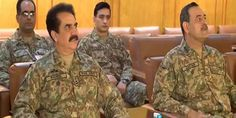 Army chief briefed on operational preparedness at #LoC