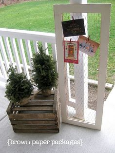 1000 ideas about christmas card holders on pinterest for Christmas card holder craft project