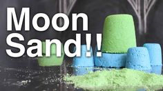 Learn how to make Moon Sand!! A fun 90's theme project! As the summer season comes to an end, and we start to make our fall plans, dont worry too much about ...