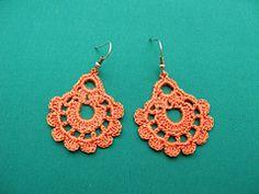 Ravelry: Crochet Earrings pattern by Nez jewelry