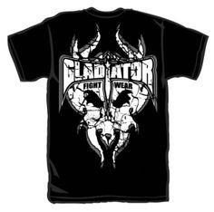 MMA Tribal Shirt Gladiator Fights, Mma Shirts, Mma Clothing, Fight Wear, Tribal Shirt, Men's Fashion, Mens Tops, T Shirt, How To Wear