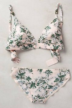 bea580eebae Blushed Blossom Bikini by Stella McCartney- Wow. A bikini  On my list