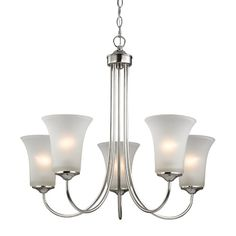 Found it at Wayfair - Charleston 5 Light Mini Chandelier