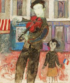 View Musician in Paris by Olle Olsson-Hagalund on artnet. Browse upcoming and past auction lots by Olle Olsson-Hagalund. Impressionist Art, Impressionism, Piano Y Violin, Color Lines, Paris, Face Art, Art Music, Musical, Art Drawings