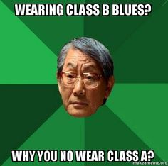 Why not class As?