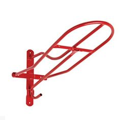 Standard Red Saddle Rack This popular versatile saddle rack wil fit anywhere these saddle racks are constructed from strong metal tubing and