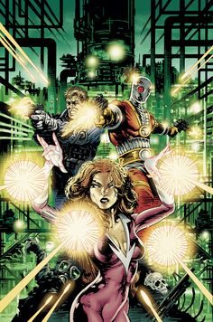 Suicide Squad by John K. Snyder