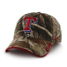 Texas Rangers Camouflage Hats