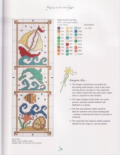 ru / Photo # 9 - Scheme for 1 sheet. Tiny Cross Stitch, Cross Stitch Boards, Cross Stitch Bookmarks, Cross Stitch Alphabet, Cross Stitch Designs, Cross Stitch Patterns, Cross Stitching, Cross Stitch Embroidery, Bookmark Craft
