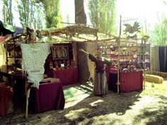 escondido renaissance faire booth images | Renaissance Booth at the Northern California Renaissance Faire 2012 ...