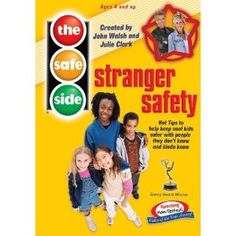 Teaching Children Stranger or 'Tricky People' Safety (& my creepy experience) - Or so she says...