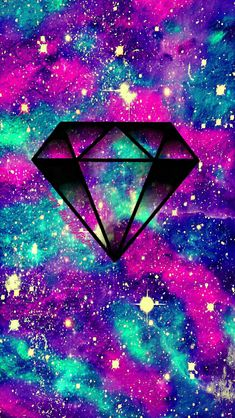 Diamond lovely galaxy Android & iPhone wallpaper I created for the app CocoPPa! Cute Pastel Wallpaper, Neon Wallpaper, Cute Wallpaper Backgrounds, Locked Wallpaper, Wallpaper Iphone Cute, Pretty Wallpapers, Disney Wallpaper, Screen Wallpaper, Iphone Wallpapers