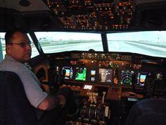 Flightdeck Flight Simulation Center, Anaheim, CA