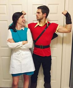 Halloween Couple Costume Ideas That Will Honestly Amaze All Check more at http://lucky-bella.com/halloween-couple-costume-ideas/