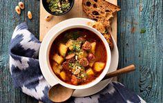 Mausteinen ruoka on viikonvaihteen lohturuokaa – valitse mieleisesi 7 reseptistä Chana Masala, Ethnic Recipes, Food, Meals, Yemek, Eten