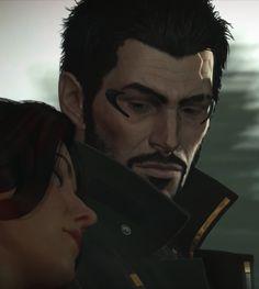 Adam Jensen, Deus Ex Mankind Divided Deus Ex Universe, Storyline Ideas, Deus Ex Human, Deus Ex Mankind Divided, Blade Runner 2049, What To Draw, Video Game Characters, Mass Effect, Archetypes