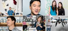 Generation Why Not: Meet the 35 Under 35, Class of 2014